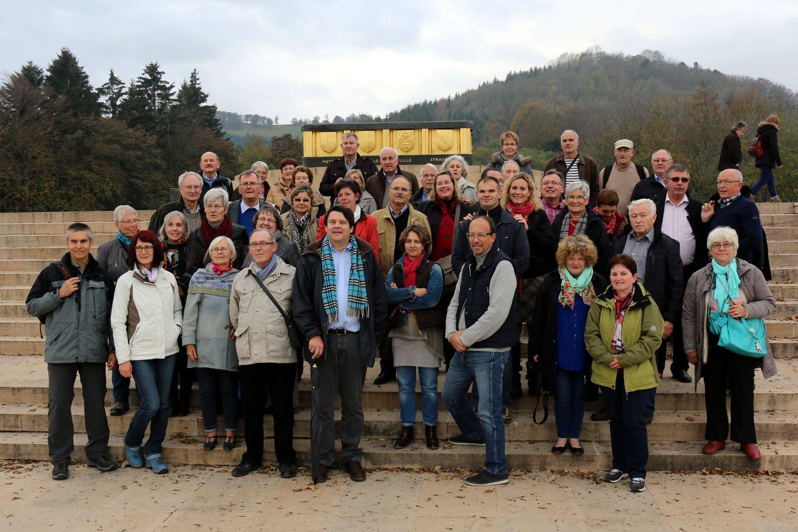 Voyage En Alsace 25 Et 26 Octobre 2014 Comit De